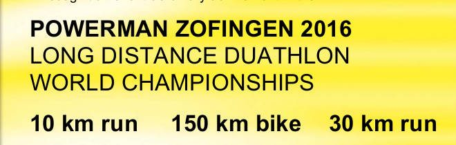 Ziel 2016: Powerman Zofingen Langdistanz, 10km run + 150km bike + 30km run, total > 2000hm